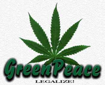 Legalize! Green Peace